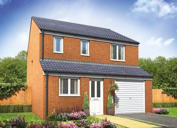 "Thumbnail 3 bed semi-detached house for sale in ""The Stafford"" at Pennings Road, Tidworth"