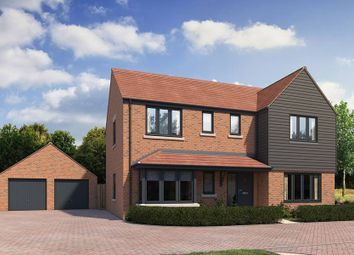 """Thumbnail 4 bed detached house for sale in """"The Osmore"""" at Stonehill Road, Ottershaw, Chertsey"""