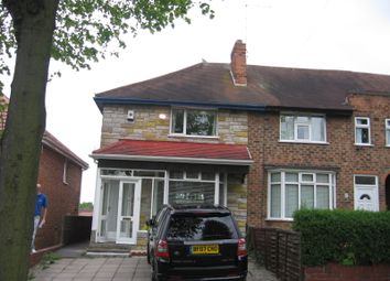 Thumbnail 2 bed semi-detached house to rent in Harleston Road, Great Barr, Birmingham