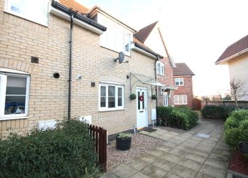 Thumbnail 2 bed terraced house for sale in Mill Lane, Bradwell, Great Yarmouth