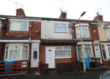 Thumbnail Terraced house for sale in Montrose Street, Hull, East Yorkshire