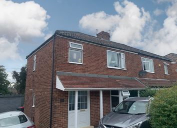 Thumbnail 3 bed semi-detached house to rent in Myrtle Crescent, Wickersley, Rotherham