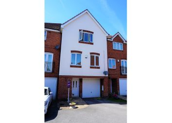 Thumbnail 3 bed town house for sale in Maun View Gardens, Sutton-In-Ashfield