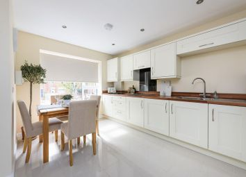 Thumbnail 3 bedroom terraced house for sale in Le Safferne Gardens, Norwich