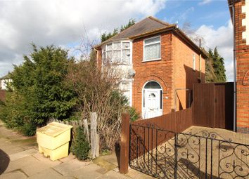 Thumbnail 3 bed detached house for sale in Morban Road, Leicester