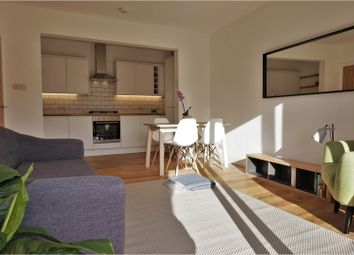 Thumbnail 2 bed flat for sale in Hallyburton Road, Hove