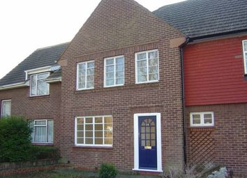 Thumbnail 3 bed terraced house to rent in Exeforde Avenue, Ashford