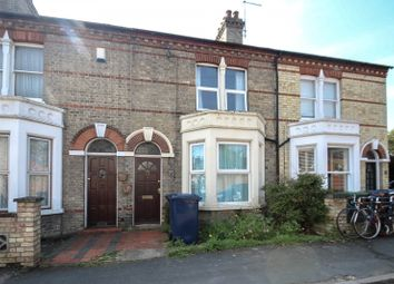 Thumbnail 4 bed terraced house to rent in Marshall Road, Cambridge