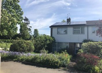 Thumbnail 3 bed semi-detached house for sale in Mobbsbury Way, Stevenage, Hertfordshire, England
