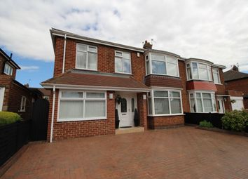 Thumbnail 5 bed semi-detached house for sale in Kipling Grove, Stockton-On-Tees