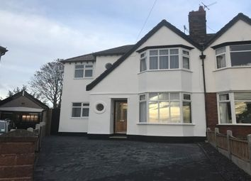 Thumbnail 4 bed property to rent in Cheyne Gardens, Aigburth, Liverpool
