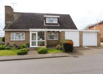 Thumbnail 3 bedroom detached bungalow for sale in Matson Close, Rothwell, Kettering