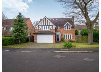 Thumbnail 5 bed detached house for sale in Hammersmith Close, Radcliffe On Trent, Nottingham, Nottinghamshire