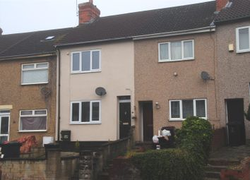 Thumbnail 2 bed terraced house to rent in Kingshill Road, Swindon