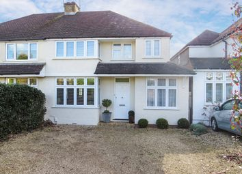 Thumbnail 5 bed semi-detached house for sale in How Wood, Park Street, St. Albans
