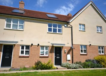 Thumbnail 2 bedroom terraced house for sale in Einstein Crescent, Duston, Northampton