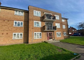 Thumbnail 2 bed flat to rent in Beaumont Crescent, Rainham