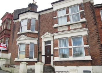 Thumbnail 2 bed terraced house to rent in Hughenden Road, Hastings