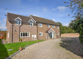 Thumbnail 5 bedroom detached house for sale in North Street, Burwell, Cambridge