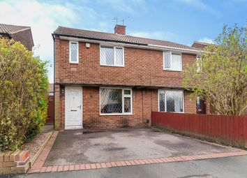 Thumbnail 2 bed semi-detached house for sale in Grandstand Road, Derby