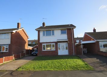 Thumbnail 3 bed detached house to rent in Parklands Road, Tean