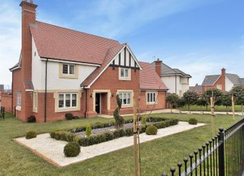 Thumbnail 4 bed detached house for sale in Park Lane, Castle Donington, Derby
