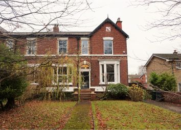 Thumbnail 5 bed semi-detached house for sale in Long Lane, Aughton