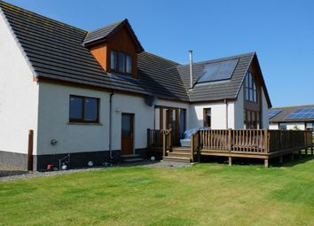 Thumbnail 5 bed detached house for sale in Wick
