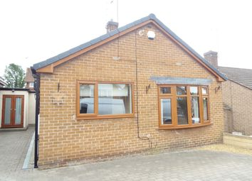 Thumbnail 2 bed detached bungalow to rent in Farmfields Close, Bolsover, Chesterfield