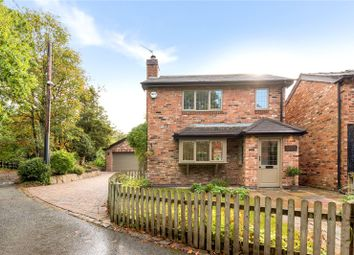 Thumbnail 3 bed detached house for sale in Tipping Brow, Mobberley, Knutsford, Cheshire