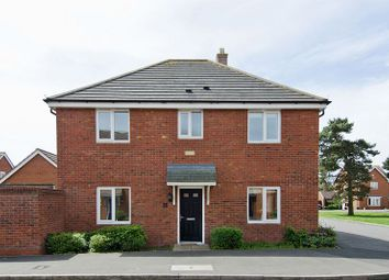 Thumbnail 4 bed detached house for sale in Pine Tree Close, Burntwood