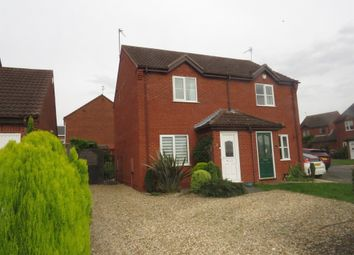 Thumbnail 2 bedroom semi-detached house for sale in Stow Road, Sturton By Stow, Lincoln