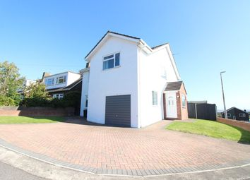 Thumbnail 4 bed detached house for sale in Arlington Close, Undy, Caldicot