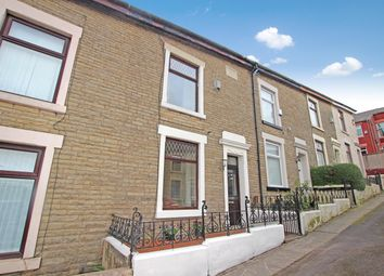 Thumbnail 2 bed terraced house for sale in Gadfield Street, Darwen