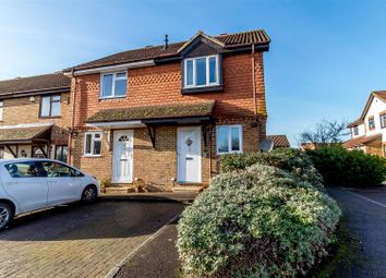 Thumbnail 2 bed end terrace house for sale in Coleridge Close, Twyford, Reading