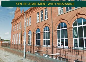 Thumbnail 1 bed flat for sale in 40 Wheatsheaf Way, Knighton Fields, Leicester