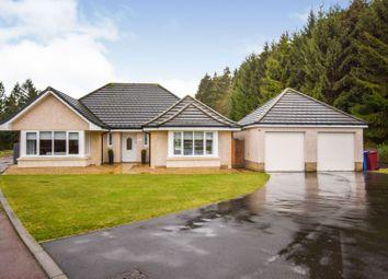 Thumbnail 4 bed bungalow for sale in Byretown Gardens, Kirkfieldbank, Lanark
