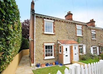 Thumbnail 2 bedroom end terrace house for sale in School Lane, Thorpe St. Andrew, Norwich