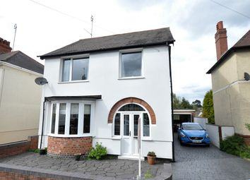 Thumbnail 3 bed detached house for sale in Alexandra Road, Burton-On-Trent