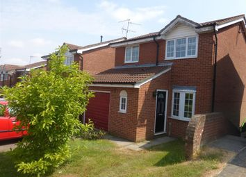 Thumbnail 3 bed property to rent in Haddon Close, Wellingborough