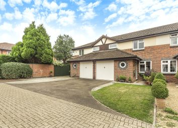 Thumbnail 3 bed terraced house for sale in Clayhill Close, Waltham Chase, Southampton, Hampshire