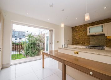 Thumbnail 4 bed maisonette to rent in Harley Road, Primrose Hill, London