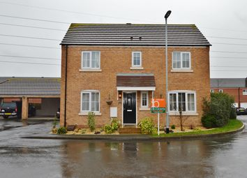 Thumbnail 3 bed detached house for sale in Packington Mews, Cannock