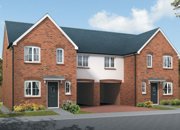 Thumbnail 3 bed semi-detached house for sale in The Staunton, Squires Meadow, Lea, Ross-On-Wye, Herefordshire