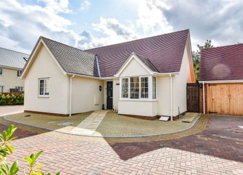 Thumbnail 2 bed detached bungalow for sale in Takeley, Bishop's Stortford, Essex