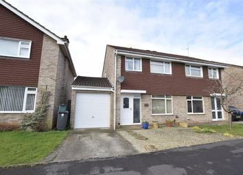 Thumbnail Semi-detached house for sale in Cloverdale Drive, Longwell Green