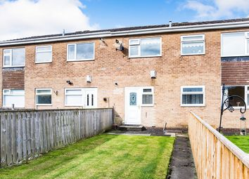 Thumbnail 2 bedroom flat for sale in Norham Close, Wideopen, Newcastle Upon Tyne