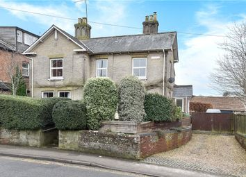 Thumbnail 3 bed detached house for sale in Salisbury Road, Blandford Forum, Dorset