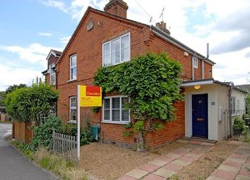 Thumbnail 2 bed semi-detached house to rent in Fernbank Road, North Ascot