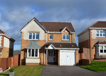 Thumbnail 4 bedroom detached house for sale in Dalbeattie Braes, Chapelhall, Airdrie